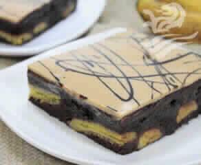 Brownie Com Banana
