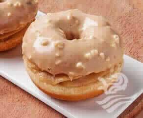 Mini Donuts Amendoim Crocante