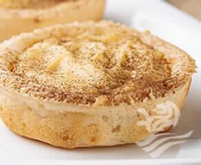 Tortinha Curau